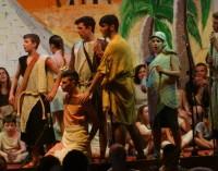 Musical 'Giuseppe e i suoi fratelli' 4 e 5 febbraio 2017 Auditorium M. Grassi – via Garibaldi – Marino