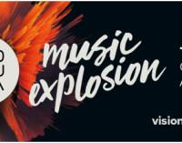 VISIONINMUSICA 2017 dal 20 gennaio al 21 aprile