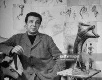 """Il polo espositivo """"Juana Romani"""" rende omaggio alla storia di Via Margutta"""