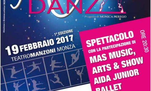 Monza Danza, 19 febbraio 2017 – Teatro Manzoni