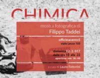CHIMICA | mostra fotografica di Filippo Taddei