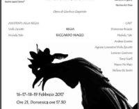 """Teatro Trastevere – """"LA PROFEZIA – ovvero: l'inconveniente di non essere sé"""""""