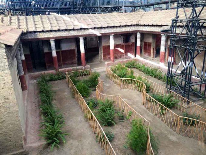 Pompei – Casa dei casti amanti. Apertura starordinaria Dall' 11 al 14 febbraio