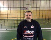 Modo Volley de' Settesoli Marino (B2/f), Nulli Moroni: «Sono certo: questa squadra si salverà»