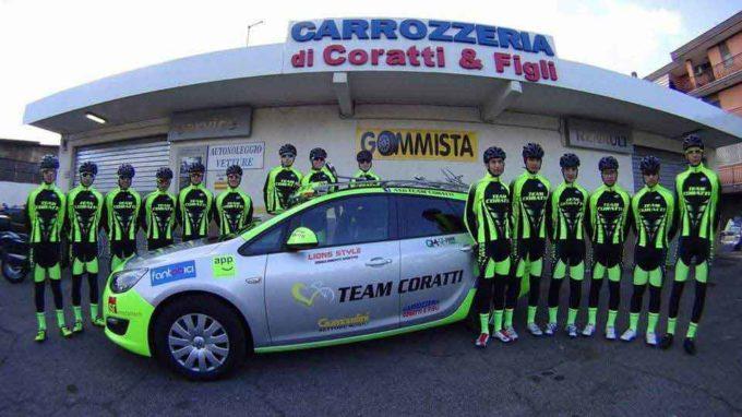 Team Coratti (ciclismo), sabato la presentazione