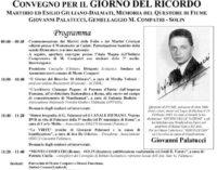 Monte Compatri – Convegno in memoria dei martiri delle foibe