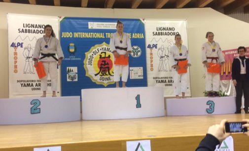 Asd Judo Energon Esco Frascati, la Favorini seconda all'Alpe Adria: «Abbastanza soddisfatta»