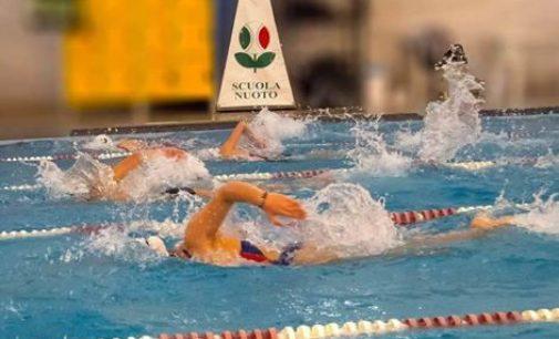 Tc New Country Club Frascati (nuoto): tanti podi per i piccoli atleti impegnati nel Trofeo Csain