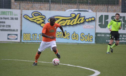 """Castelverde calcio (I cat.), la """"dichiarazione"""" di Maiga: «Amo questo club, tutti mi vogliono bene»"""