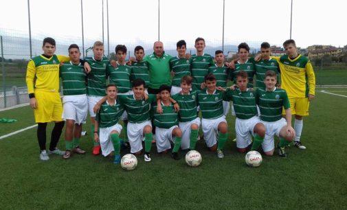 Castelverde calcio (Allievi reg. B), soddisfazione D'Auria: «Col Colleferro un successo pesante»