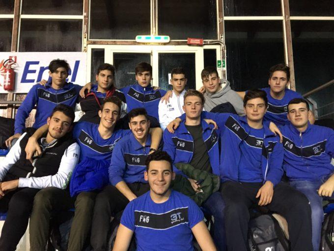 3T Frascati Sporting Village (pallanuoto), Piccioni e la sua Under 17: «Contento del gruppo»