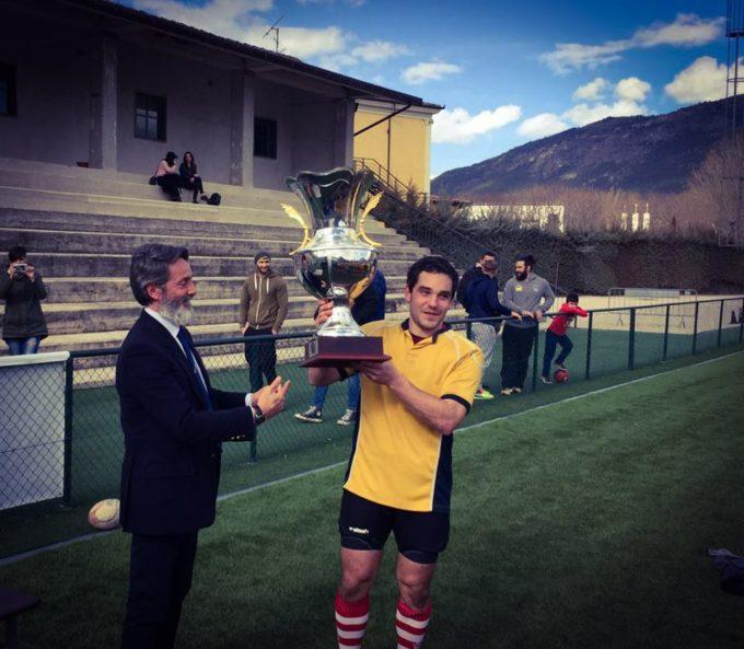 Lirfl (rugby a 13), la Coppa Italia parla ancora umbro: bis degli Hammers a L'Aquila