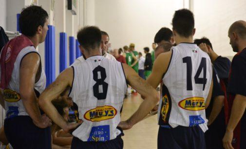 San Nilo Grottaferrata (basket), ora si fa sul serio: da sabato 25 inizia la seconda fase della C Silver