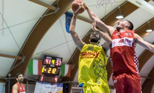 Basket: serie B;Valmontone espugna Maddaloni e torna in testa alla classifica