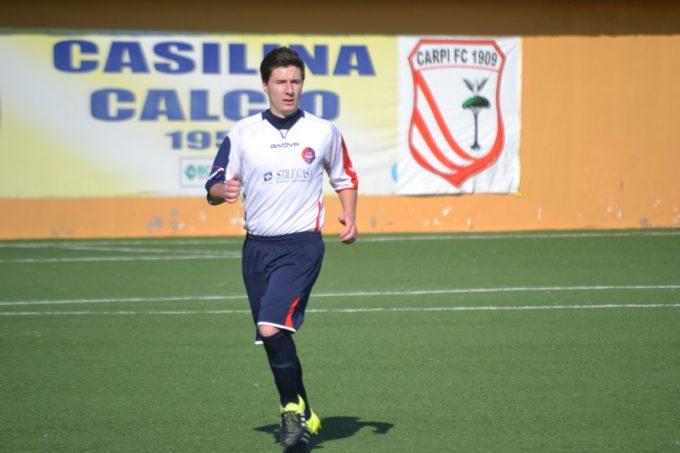 Casilina calcio (I cat.), Giorgi: «Proviamo a sfatare il tabù delle tre vittorie consecutive»