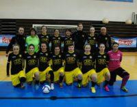 Asd Borussia (serie A calcio a 5), la Benvenuti: «Siamo in linea con le aspettative»