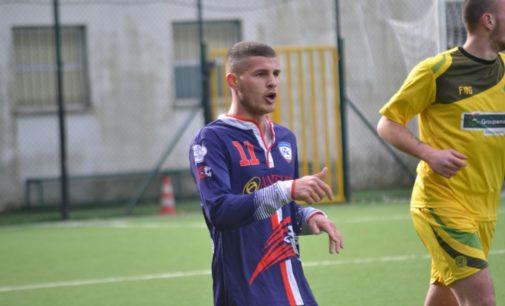 Serpentara calcio (Ecc.), Ventura e il vizio del gol: «Voglio dimostrare il mio valore»