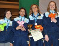 Lazio Scherma: la squadra di spada vola in serie A