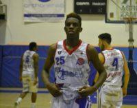 Basket Frascati (C Gold), il talento Okereke: «Contento della mia crescita, credo ai play off»