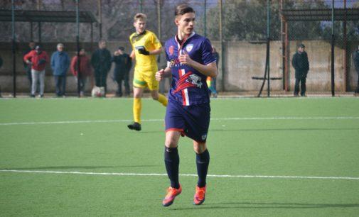Serpentara calcio (Ecc.), primo gol per Roberts con dedica al cielo: «E' per Matteo»