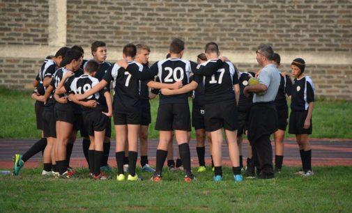 Ldm Colleferro Rugby 1965 (Under 14), Tosco: «Bella gara a Frascati, la squadra mi soddisfa»