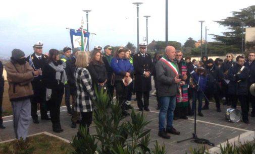 Marino – Il Sindaco Carlo Colizza, ricorda i morti del Bombardamento del '44