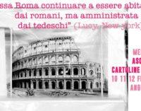 ASCOLTATE! Cartoline a Roma
