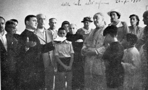VELLETRI –  RICORDO DI PADRE ITALO LARACCA A VENTI ANNI DALLA SUA SCOMPARSA
