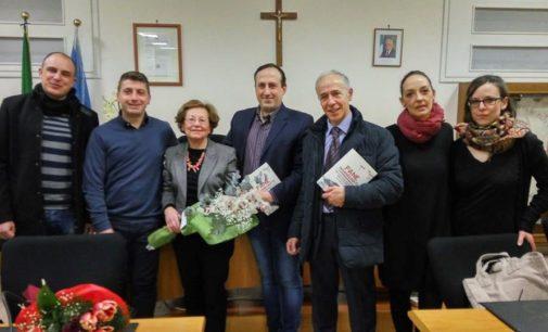 Presentato ieri 'Pane insanguinato' di Maria Pia Santangeli