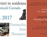 Artisti in residenza ad Anticoli Corrado. I edizione