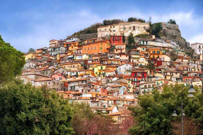 TrueRiders premia i Castelli Romani