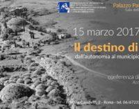 Conferenza dell'archeologo Mario Torelli