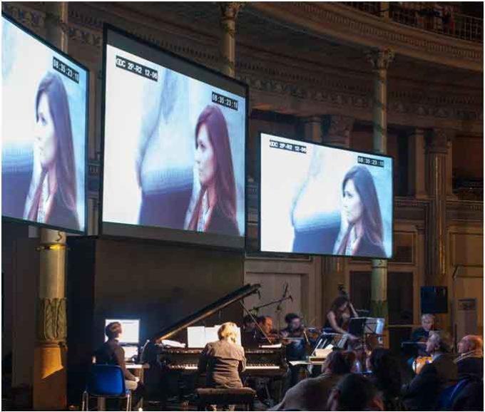 Teatro Palladium- Il suono dell'immagine. Genesi di una colonna sonora