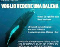 Teatro Trastevere presenta  Voglio vedere una balena