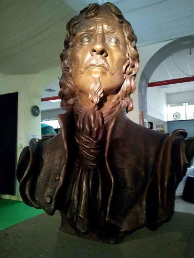 Velletri – Mostra Triennale, esposto il busto di GIACOMO CARISSIMI