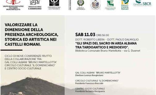 """Grottaferrata – """"Itinerari del sacro nei Colli Albani tra antichità e alto medioevo"""""""