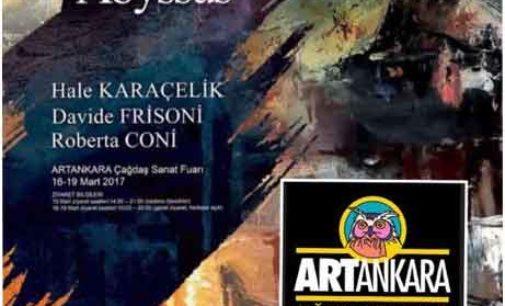 Save the date NeoArtGallery Abyssus ArtAnkara 16 19 marzo 2017
