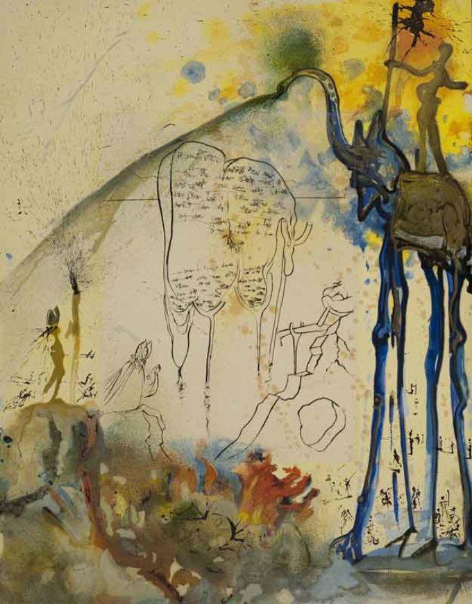 Salvador Dalí, l'ebraismo e Freud