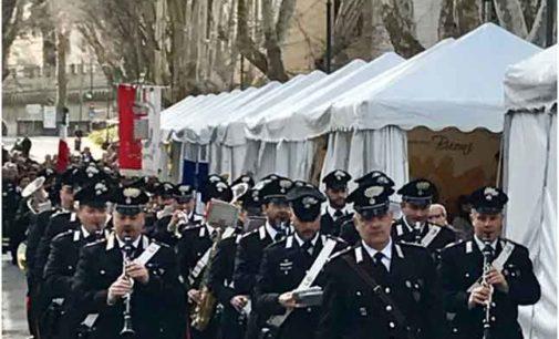 La 417° Fiera Nazionale di Grottaferrata apre con il tradizionale taglio del nastro