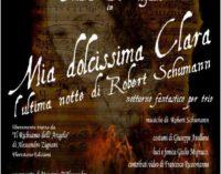 Ariccia, Teatro Com. G.L. Bernini – Mia dolcissima Clara Teatro Com. G.L. Bernini