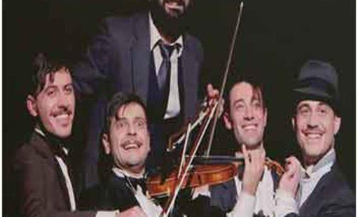 Sala Uno Teatro  – I Guappecartò in concerto