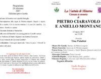 Montre Compatri – Giornata in memoria di Pietro Ciaravolo e Aniello Montano