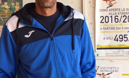 V. Divino Amore calcio (Allievi reg.), Viscomi e gli step: «Ora iniziamo a fare punti anche fuori»