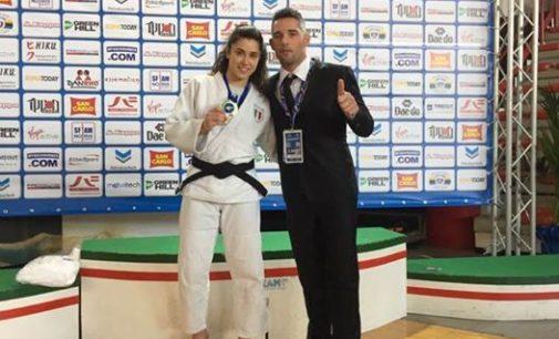 Asd Judo Energon Esco Frascati: Favorini quinta in Spagna, premio dell'anno 2016 a Porcari