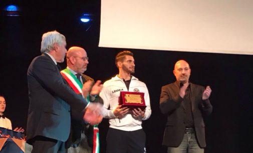 Skating Frascati (pattinaggio): Lucaroni atleta dell'anno a Frascati, premiato anche a Roma