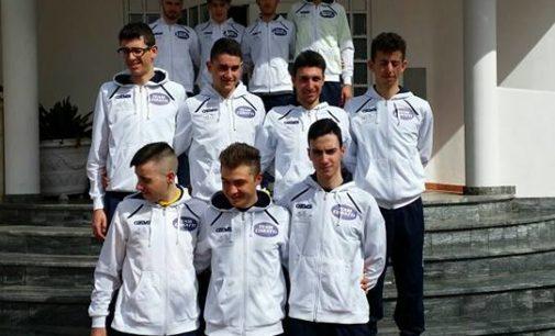 Team Coratti (ciclimo), la squadra Juniores ha cominciato la settimana di ritiro a Terracina