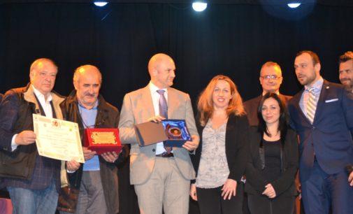 E' incetta di premi: Garozzo atleta dell'anno, il Frascati Scherma miglior società del 2016