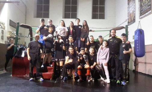 Sport da combattimento eventi- Presso il Palabandinelli di Velletri