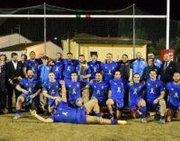 Lirfl (rugby a 13), domenica a L'Aquila Italia-Grecia: venerdì conferenza stampa di presentazione