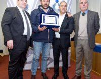 Volley Club Frascati premiata per i 50 anni di attività, Musetti: «Un grande traguardo»